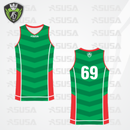 AS Basketball Shirt 001