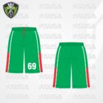 AS Basketball Short 001