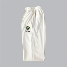 ASUSA Pro Player Off White Trouser