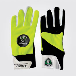 WK Inner Gloves (Black/Green)