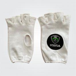 Cricket Batting Gloves Half Finger Inner Pro Full Cotton | ASUSA | Premium Quality